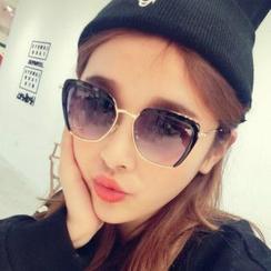 Hats 'n' Tales - Half Frame Sunglasses