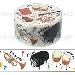 Aimez le style - Aimez le style Masking Tape Primaute Middle Orchestra