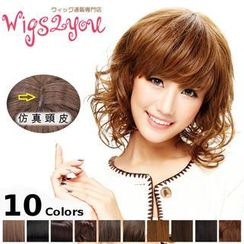 Wigs2You - Full Wig - Short Curly
