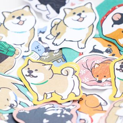 Coco Store - Set of 30: Dog Stickers