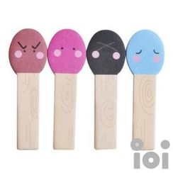 ioishop - Set of 4: Cartoon Bookmark