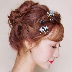 Suaylla - Flower Bridal Hair Pin