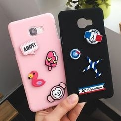 Casei Colour - Cartoon Mobile Phone Case - Samsung Galaxy C5 / C7