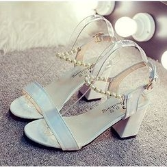 BAYO - 粗跟涼鞋