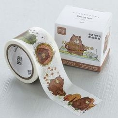 OH.LEELY - Print Non Marking Masking Tape