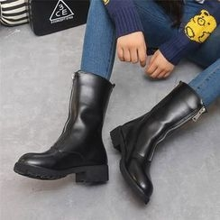 Sunsteps - Zip Mid Cuff Boots