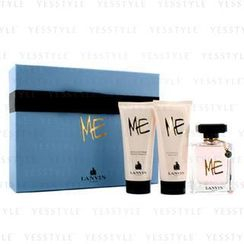 Lanvin - Me Coffret: Eau De Parfum Spray 80ml/2.6oz + Body Lotion 100ml/3.3oz + Shower Gel 100ml/3.3oz