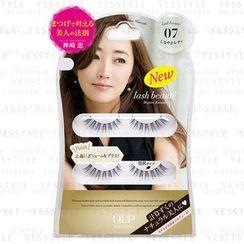 D-up - Eyelashes Lash Beaute (07)