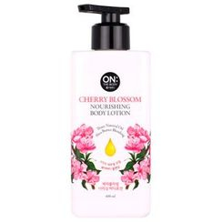 ON: THE BODY - Cherry Blossom Body Lotion 400ml
