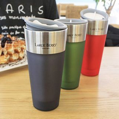Full House - Stainless Steel Tumbler
