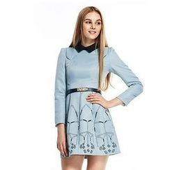 O.SA - Patterned Dress