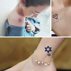 Dilan - Waterproof Temporary Tattoo