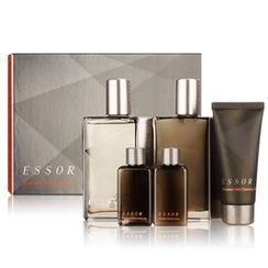 The Flower Men - Essor Set: Skin 140ml(+35ml) + Lotion 140ml(+35ml) + Cleansing Foam 50ml