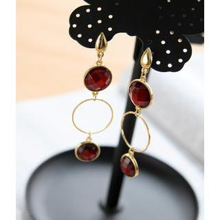 Petit et Belle - Jewel Drop Earrings