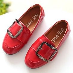 Luco - Kids Buckled Loafers