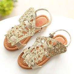 Luco - Kids Glittered Sandals