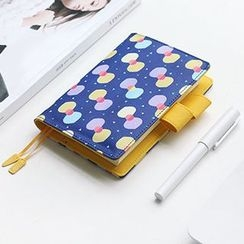 Class 302 - Printed Faux-Leather Planner (S/M)