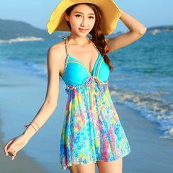 Hokit - Printed Swimsuit