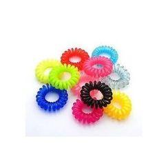 Ticoo - Telephone Cord Hair Tie