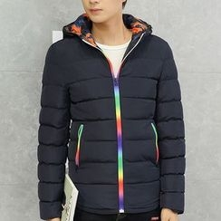 Recluso - Hooded Padded Jacket
