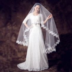 Tinkabel - Lace Wedding Veil