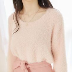 AC - Furry Knit Sweater