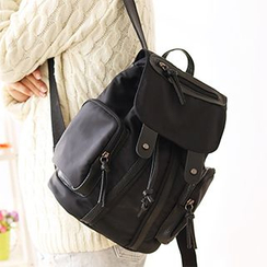 Canvas Love - Nylon Backpack
