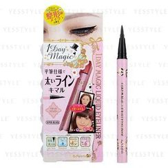 K-Palette - 1 Day Magic Liquid Eyeliner (#SB01 Super Black)