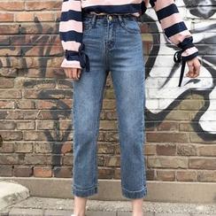 Dute - 直腳牛仔褲