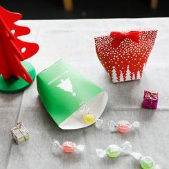 Cutie Bazaar - Christmas Paper Gift Box