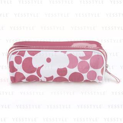 Clinique - Pink Flower-Print Cosmetics Bag