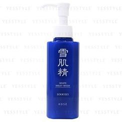 Kose 高絲 - 藥用雪肌精淨白洗顏乳
