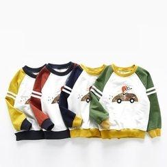 DEARIE - Kids Printed Sweatshirt