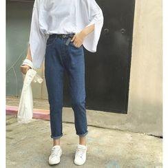 Jeans Kingdom - Washed Jeans