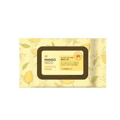 The Face Shop - Mango Seed Cleansing Tissue