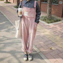 Oyal - Printed Jumper Pants