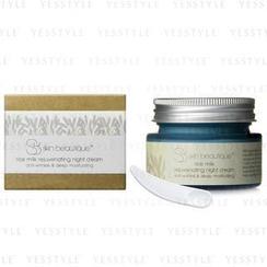 Skin Beautique - Rice Milk Rejuvenating Night Cream