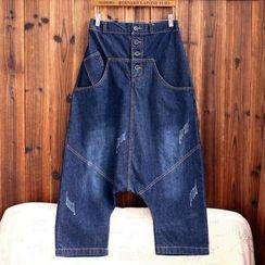 tete - 水洗牛仔褲