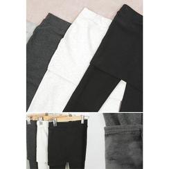 REDOPIN - Inset Skirt Leggings