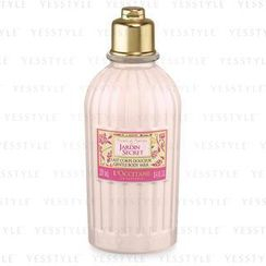 L'Occitane - Rose Jardin Secret Gentle Body Milk