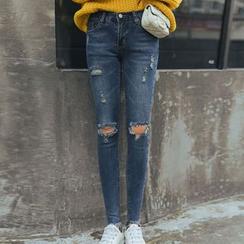 TREEZIN - Skinny Jeans