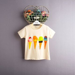 Kidora - Kids Printed Short-Sleeve T-shirt