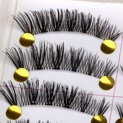 Marlliss - Eyelash (D-7 ) (10 pairs)