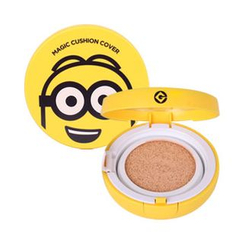 Missha - Minions Edition: Magic Cushion Cover SPF50+ PA+++ With Refill (#21)