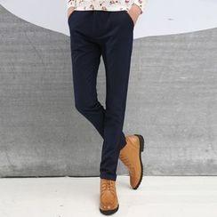 Besto - Straight-Leg Pants