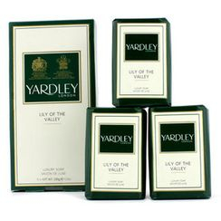 Yardley - Lily Of The Valley Luxury Soap