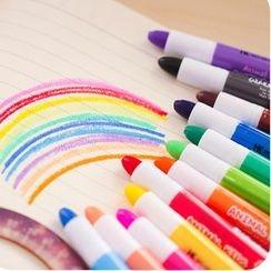 Fancy Mansion - Crayon