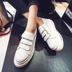 JY Shoes - Platform Sneakers