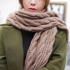Kalamate - 羅紋針織圍巾