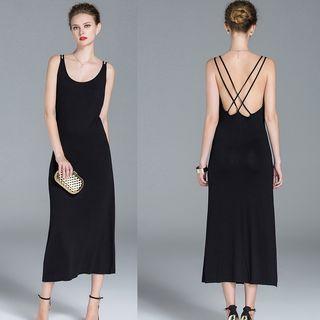 KAKO KARA - Strappy Midi Dress